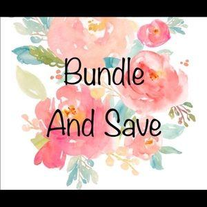 Bundle and save 🙃